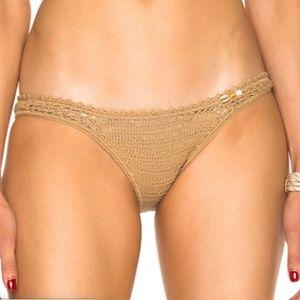 SHE MADE ME Cheeky Crochet Bikini Briefs